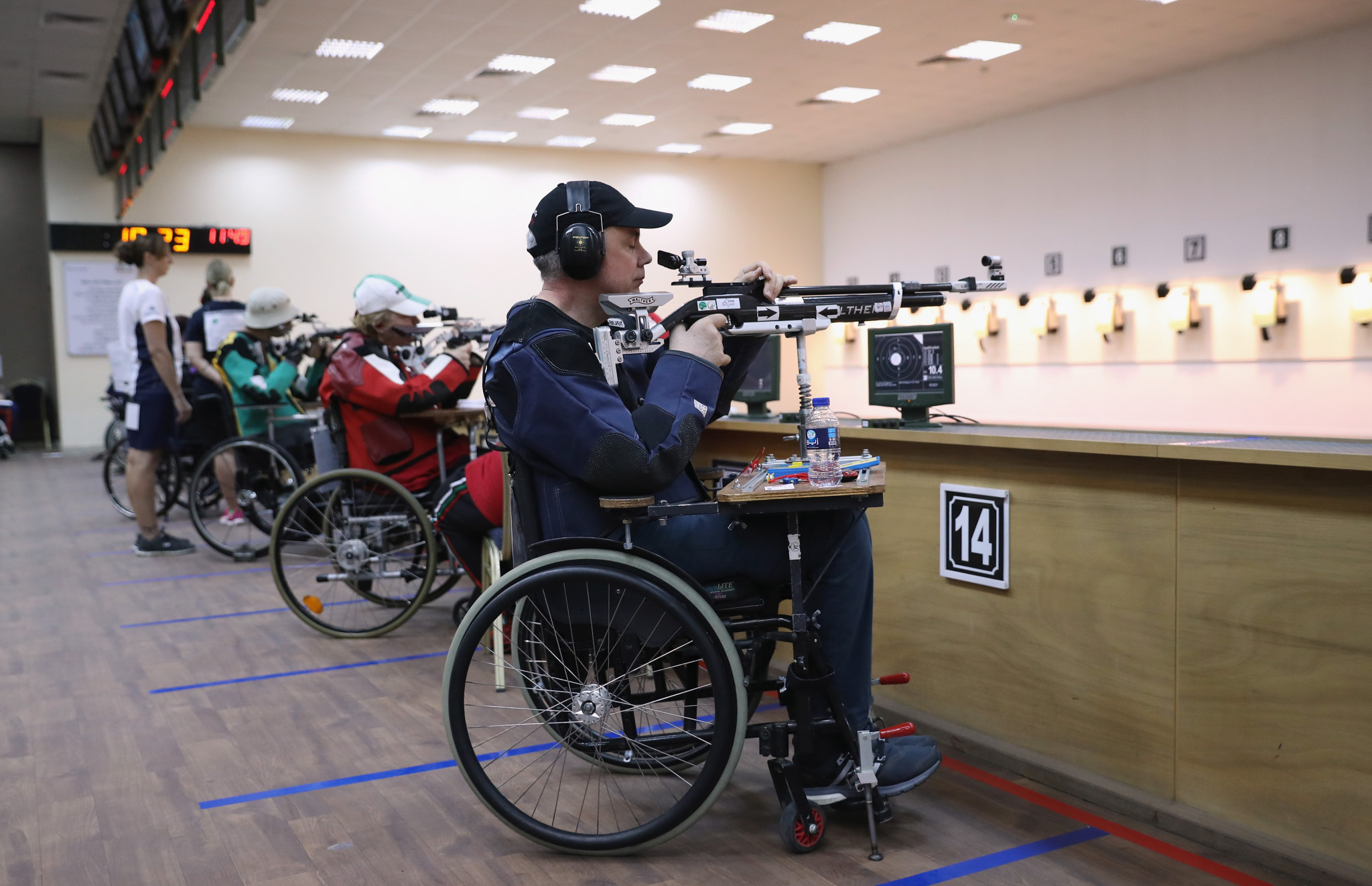 Chateauroux to stage World Shooting Para Sport World Cup event in 2022