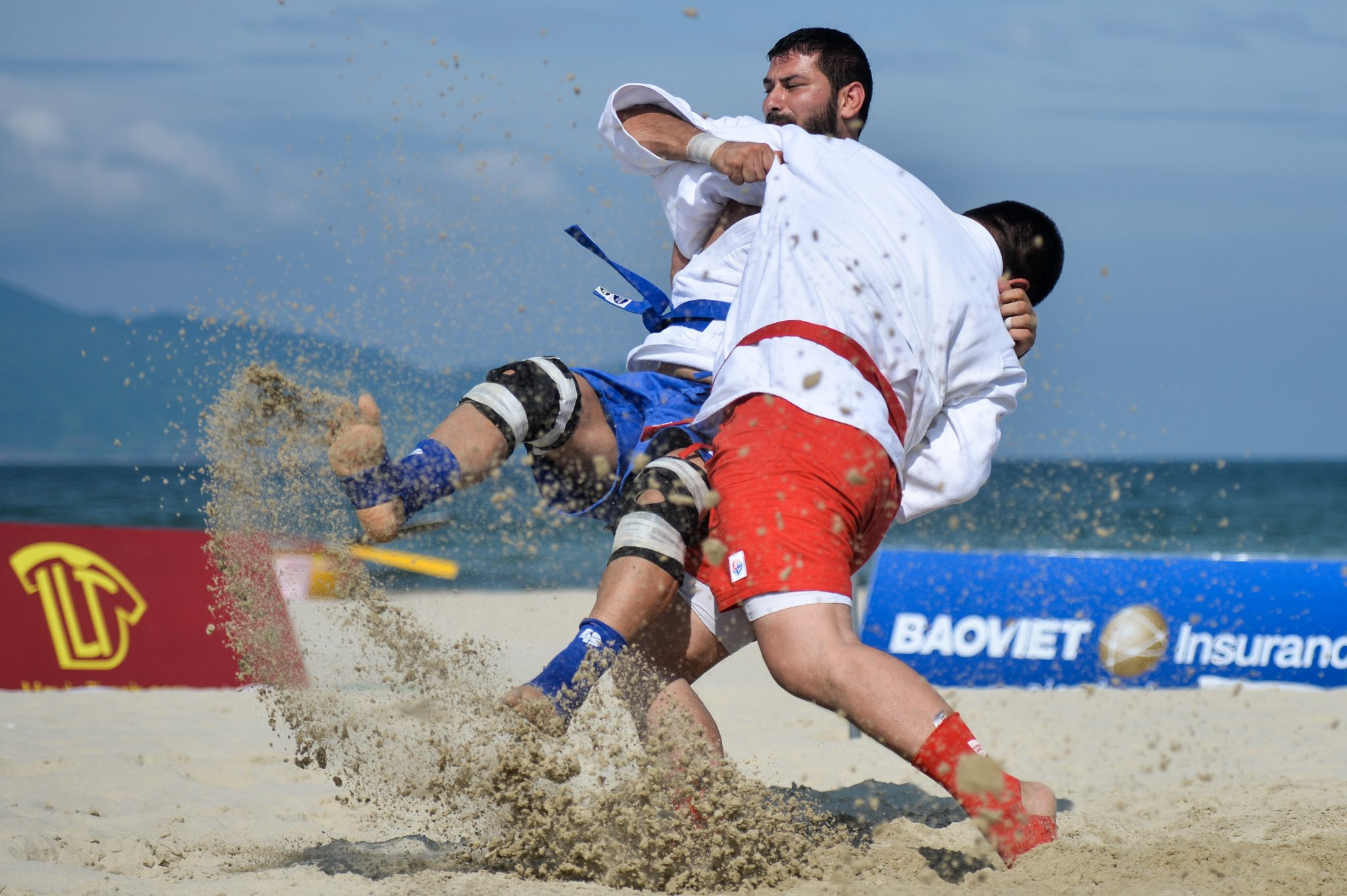The inaugural Asian Beach Sambo Championships have been delayed ©FIAS
