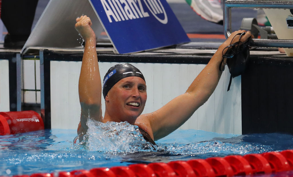 Stephanie Millward is one of five Rio 2016 gold medallists named in the British para-swimming team for the Tokyo Paralympics ©Getty Images