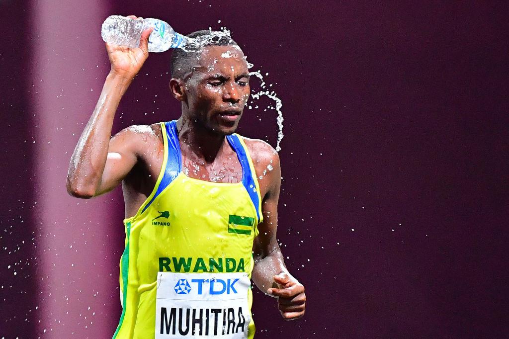 Rwandan marathon runner thrown off Tokyo 2020 team for breaking COVID-19 rules