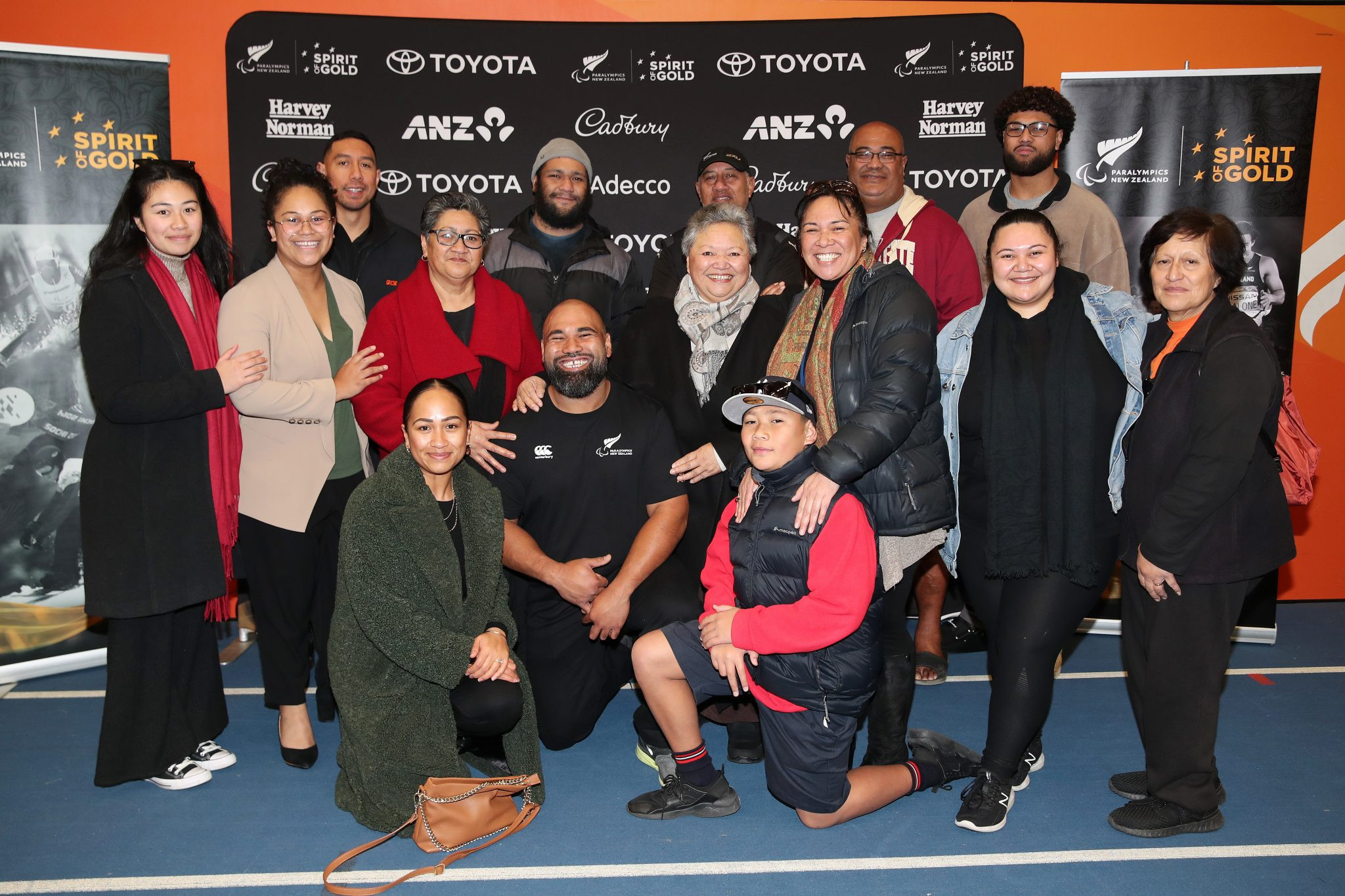 Shot putter Tuimaseve added to New Zealand's team for Tokyo 2020 Paralympics