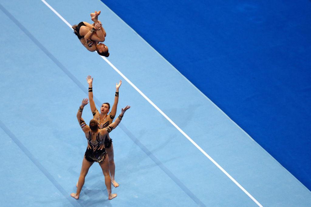 Geneva set to host delayed Acrobatic Gymnastics World Championships