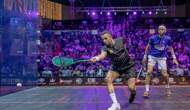 Asal into top 10 of PSA rankings for first time after winning World Tour Finals