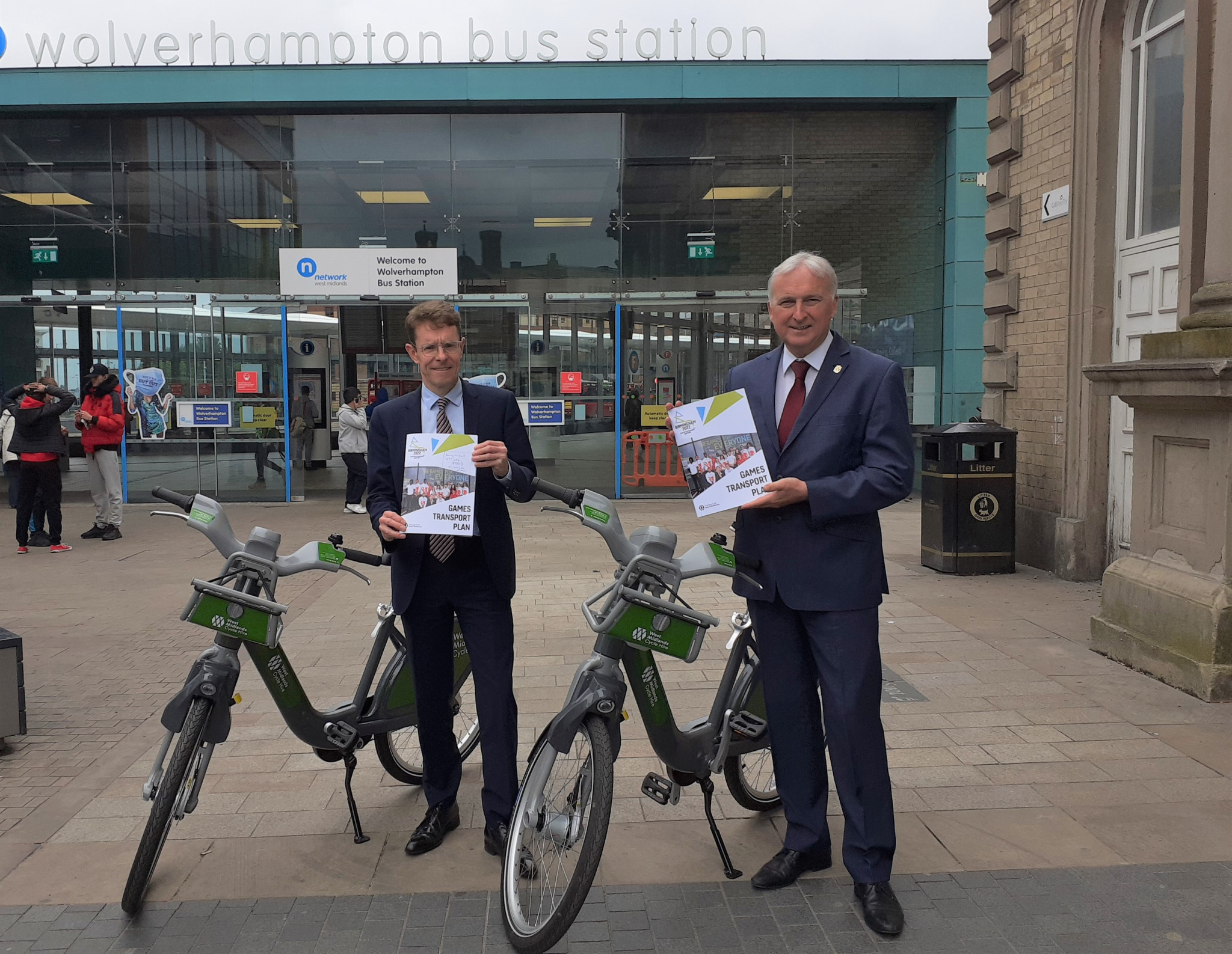 Draft transport plan approved for Birmingham 2022 Commonwealth Games