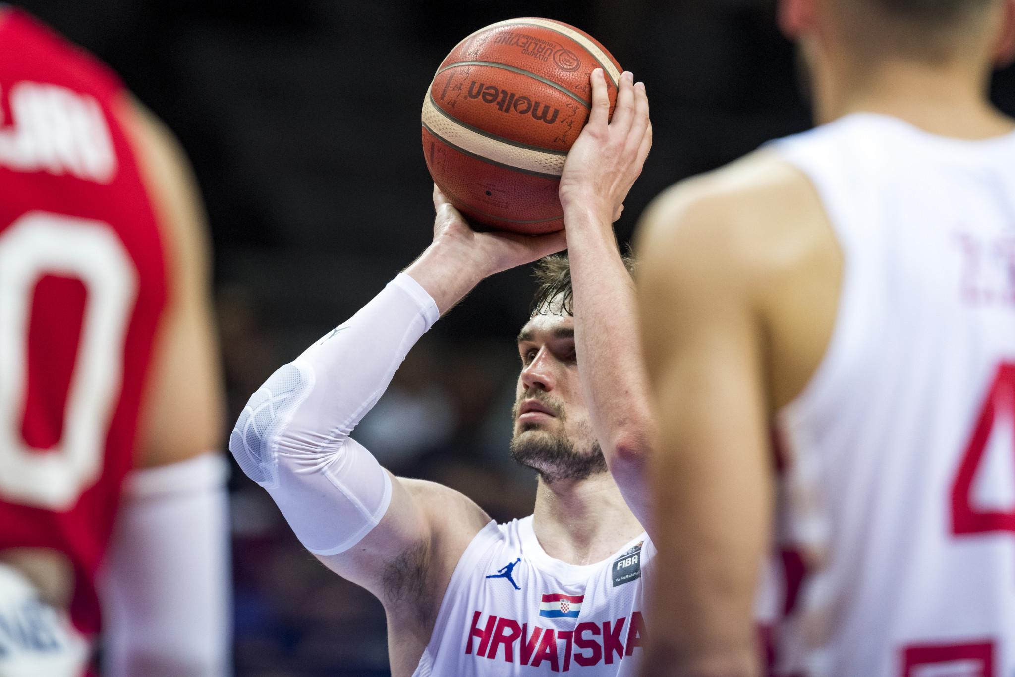 Croatia keep Olympic dream alive as NBA stars ball out for Lithuania and Slovenia