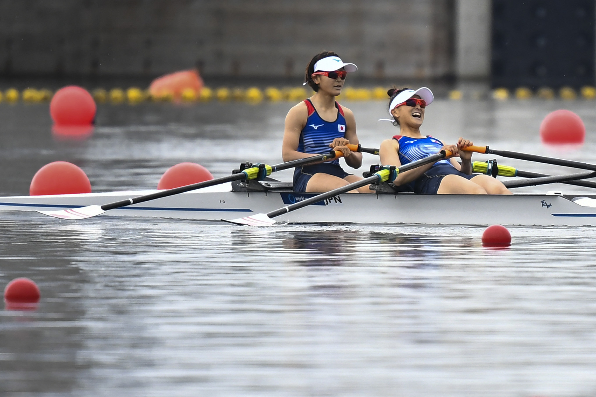 Four final crews complete Tokyo 2020 Paralympic rowing line-up through bipartite process