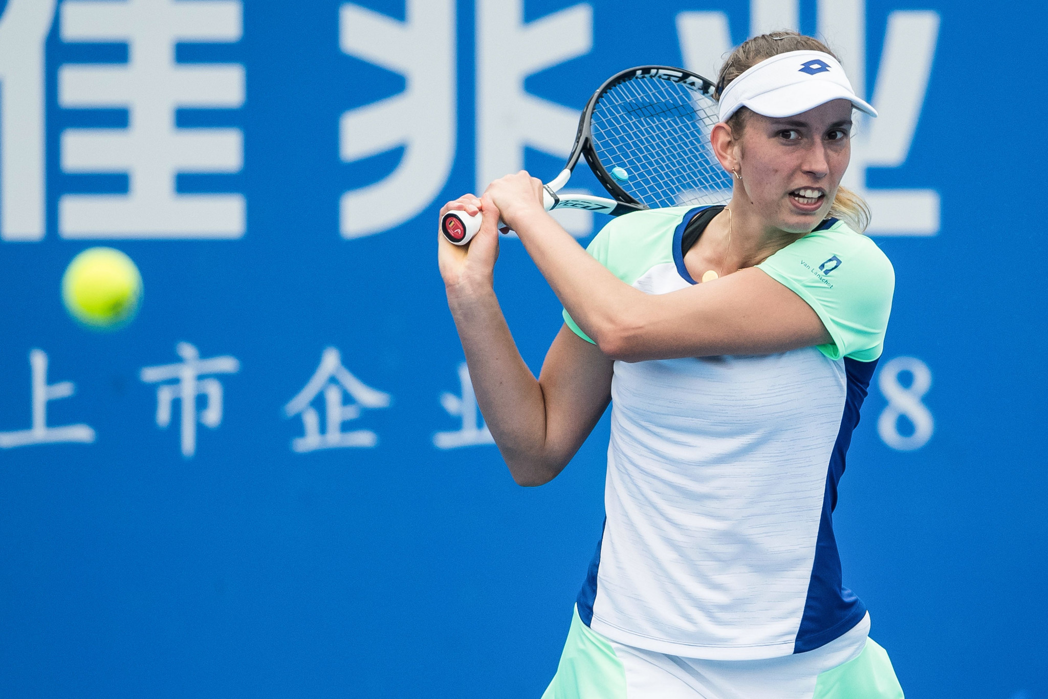 The Shenzhen Open is among the tournaments in China cancelled for 2021 ©Getty Images