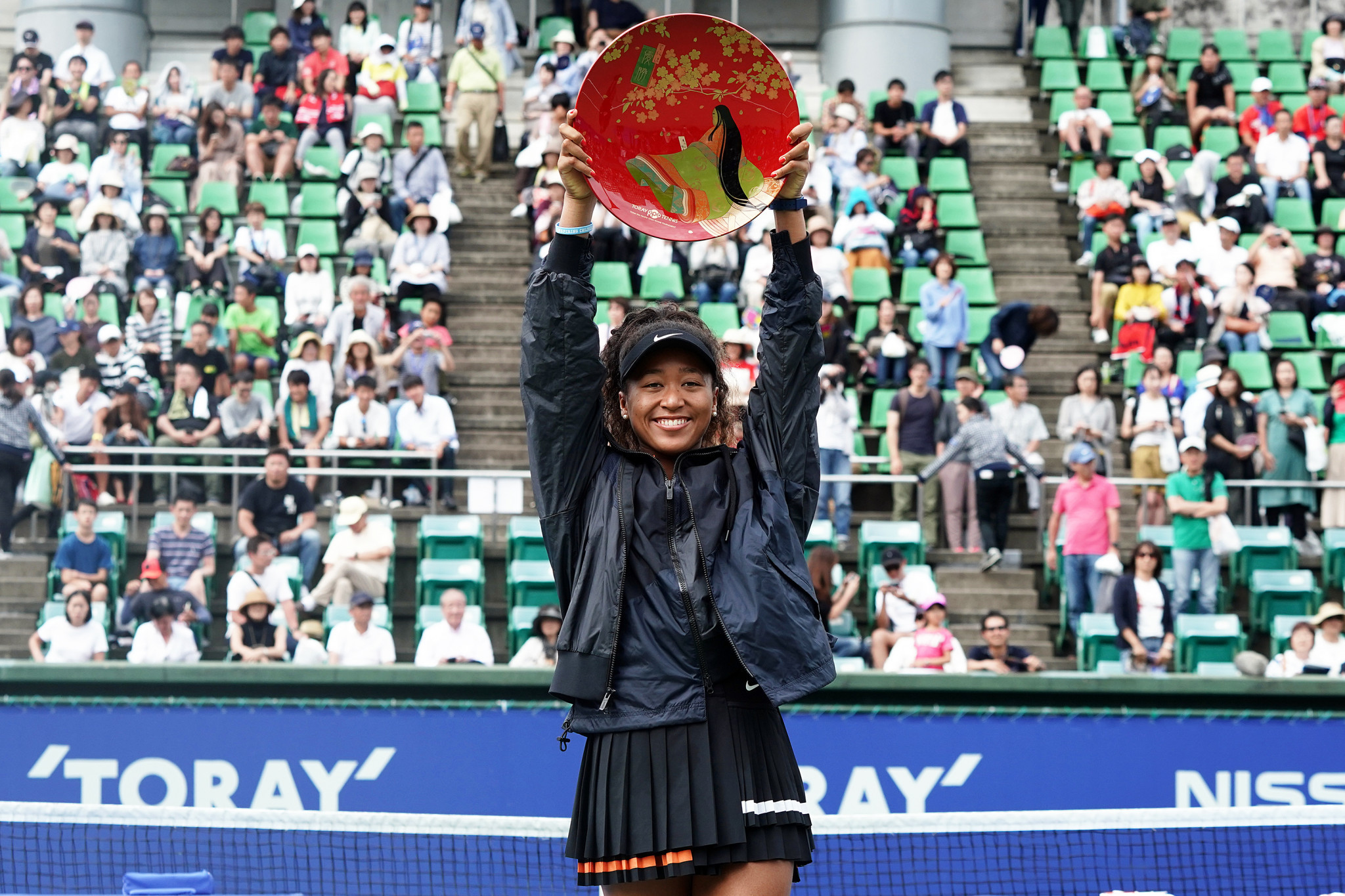 The Pan Pacific Open, which was won by Naomi Osaka in 2019, will also not take place in 2021 ©Getty Images