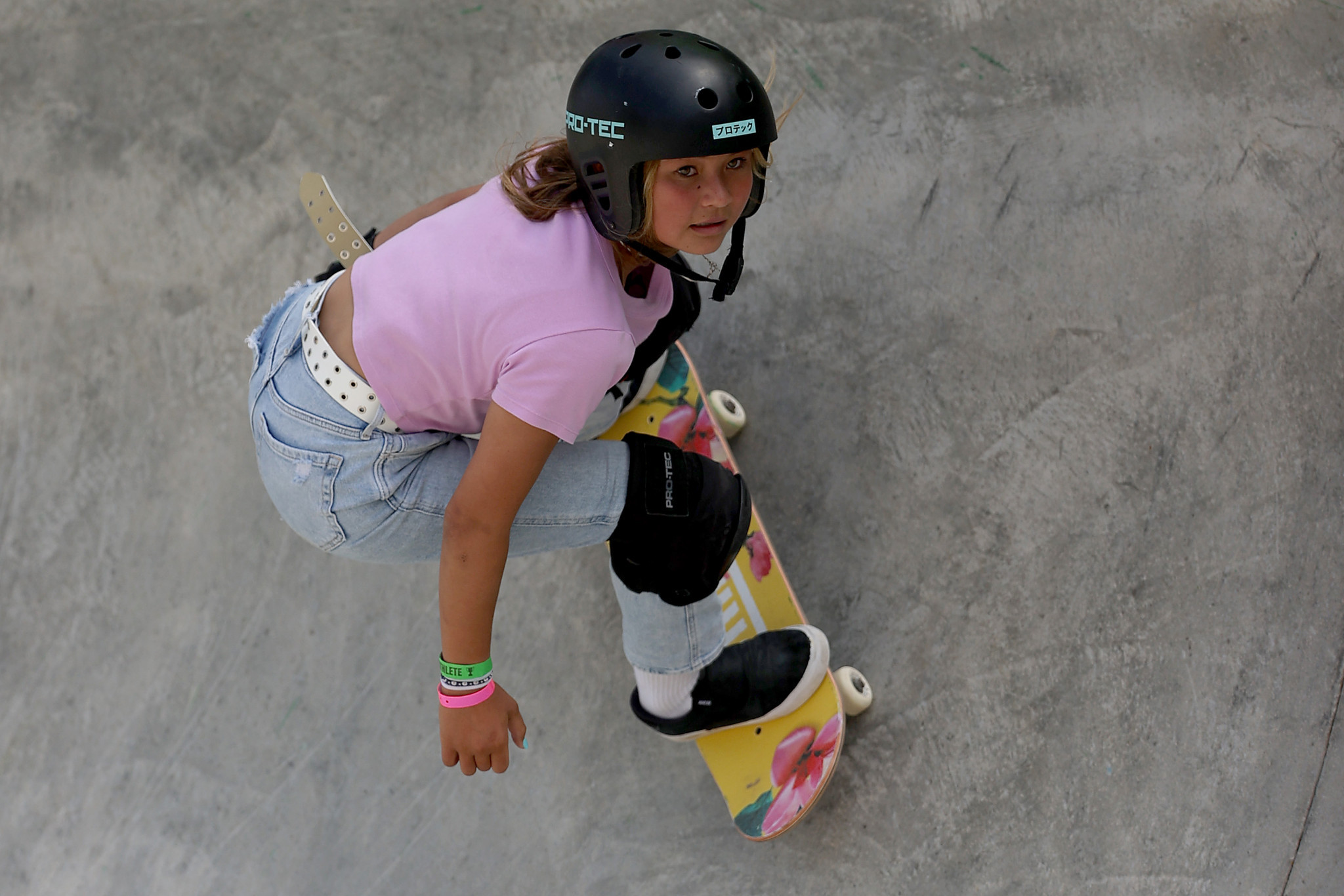 Skateboarder Brown to become Britain's youngest-ever Summer Olympian at Tokyo 2020