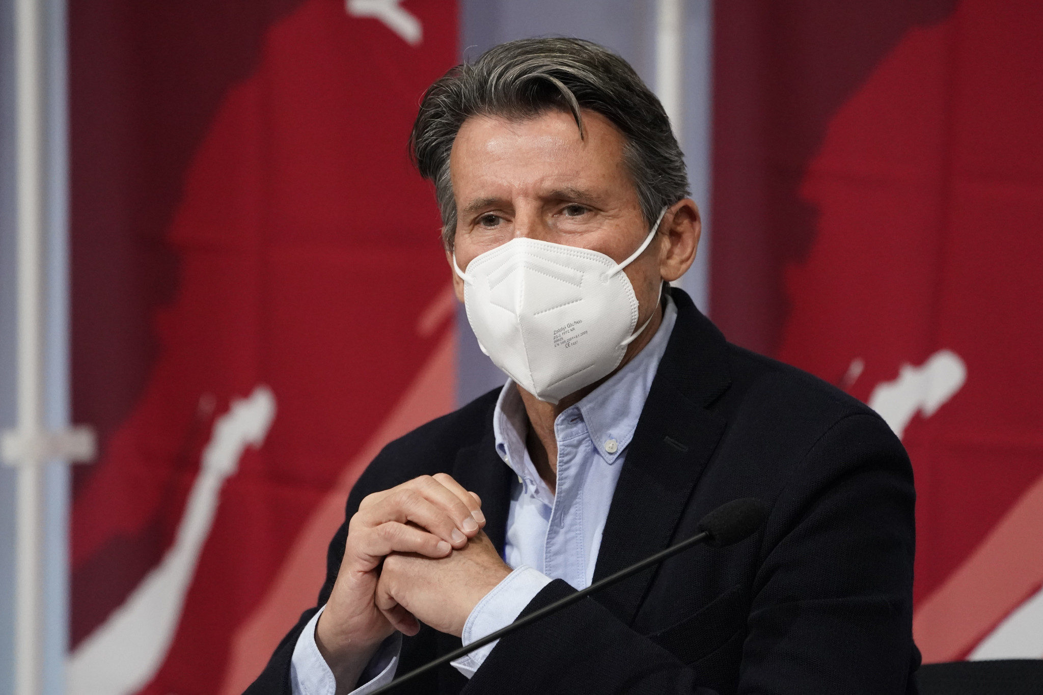 """World Athletics President Coe believes Tokyo 2020 does not pose a """"huge risk"""""""