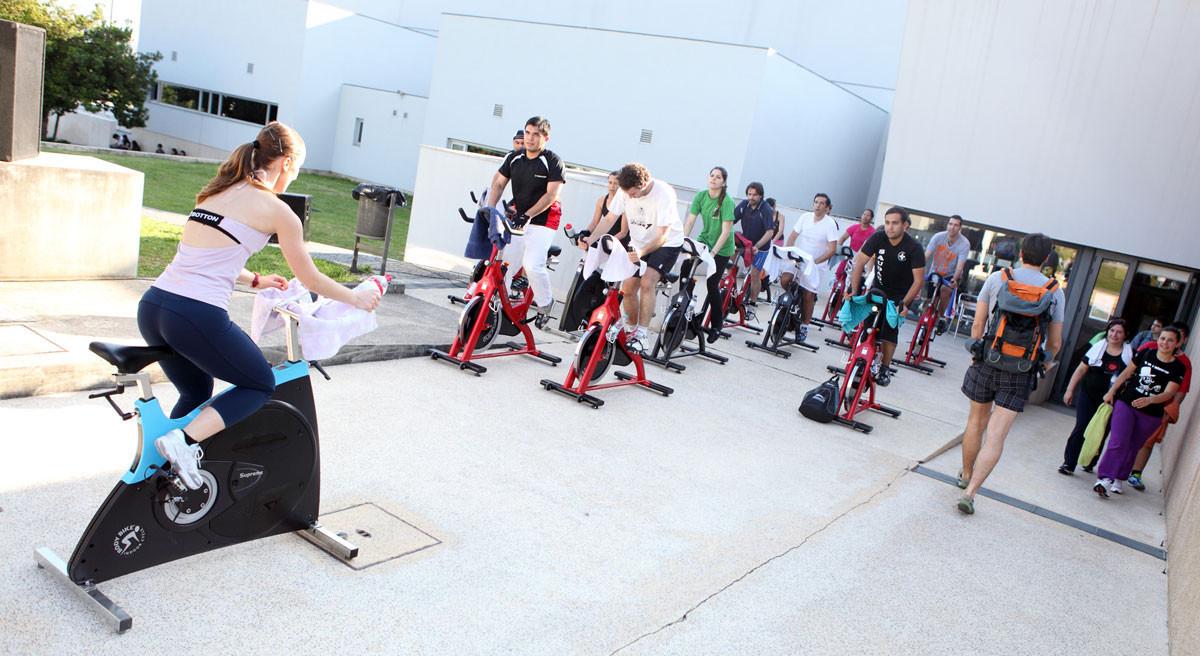 The University of Minho has been a trailblazer within the FISU Healthy Campus scheme ©University of Minho
