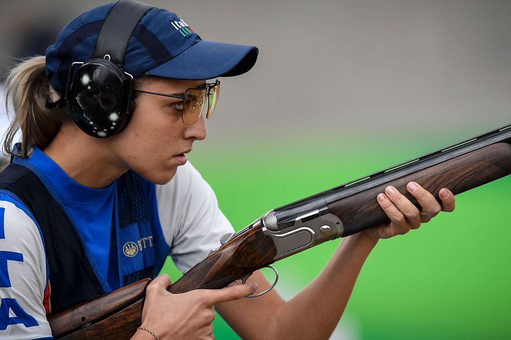 Italy round off ISSF World Cup in Osijek with trap mixed team gold