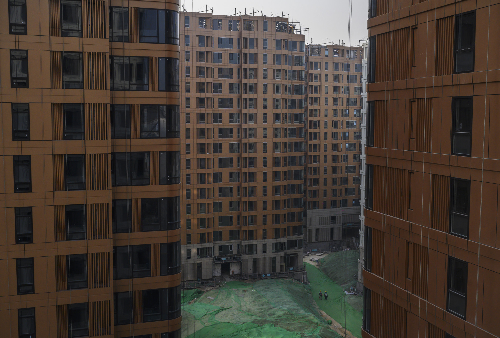 Beijing 2022 Winter Olympic Village construction complete
