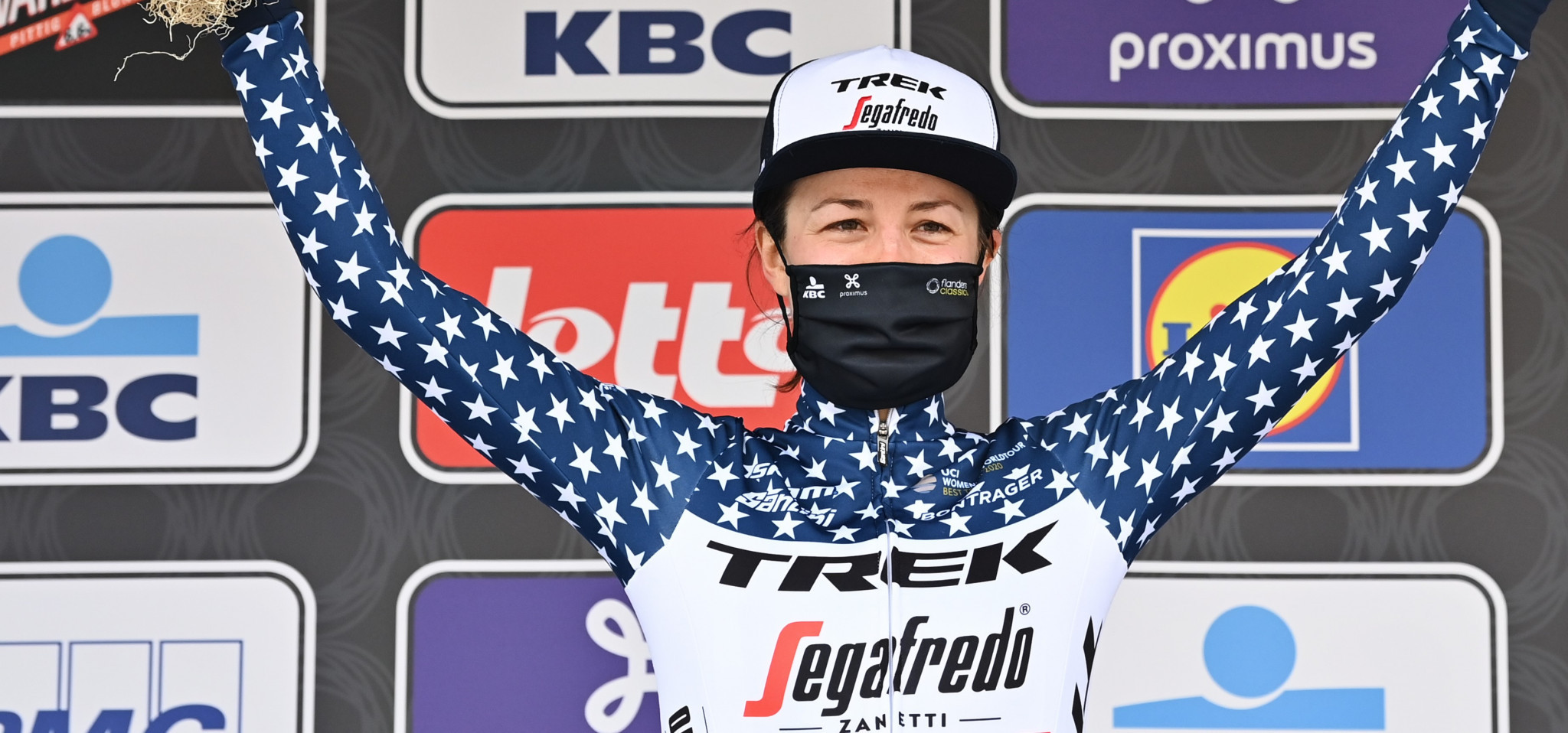 Winder leads Giro Donne as Trek-Segafredo produce fastest team time trial