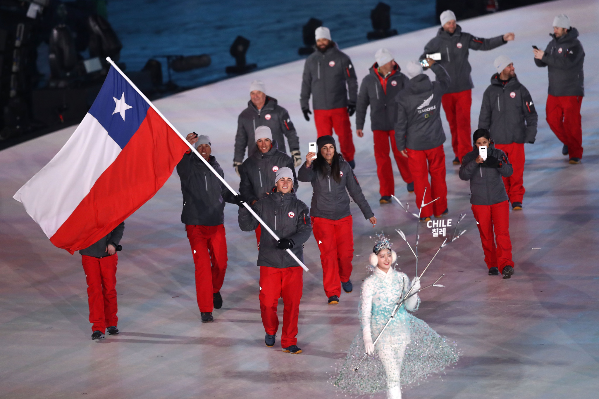 The Chilean Olympic Committee has suspended Arley Mendez, awaiting the result of any appeal ©Getty Images