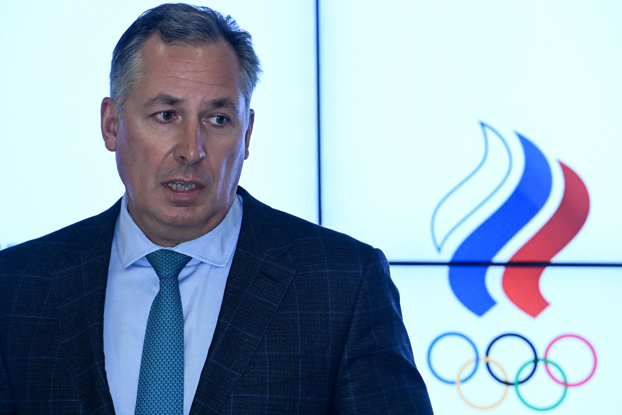 ROC President Stanislav Pozdnyakov confirmed the size of the delegation ©Getty Images