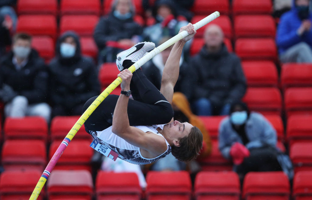 Duplantis next up for home heroics as Diamond League moves on to Stockholm