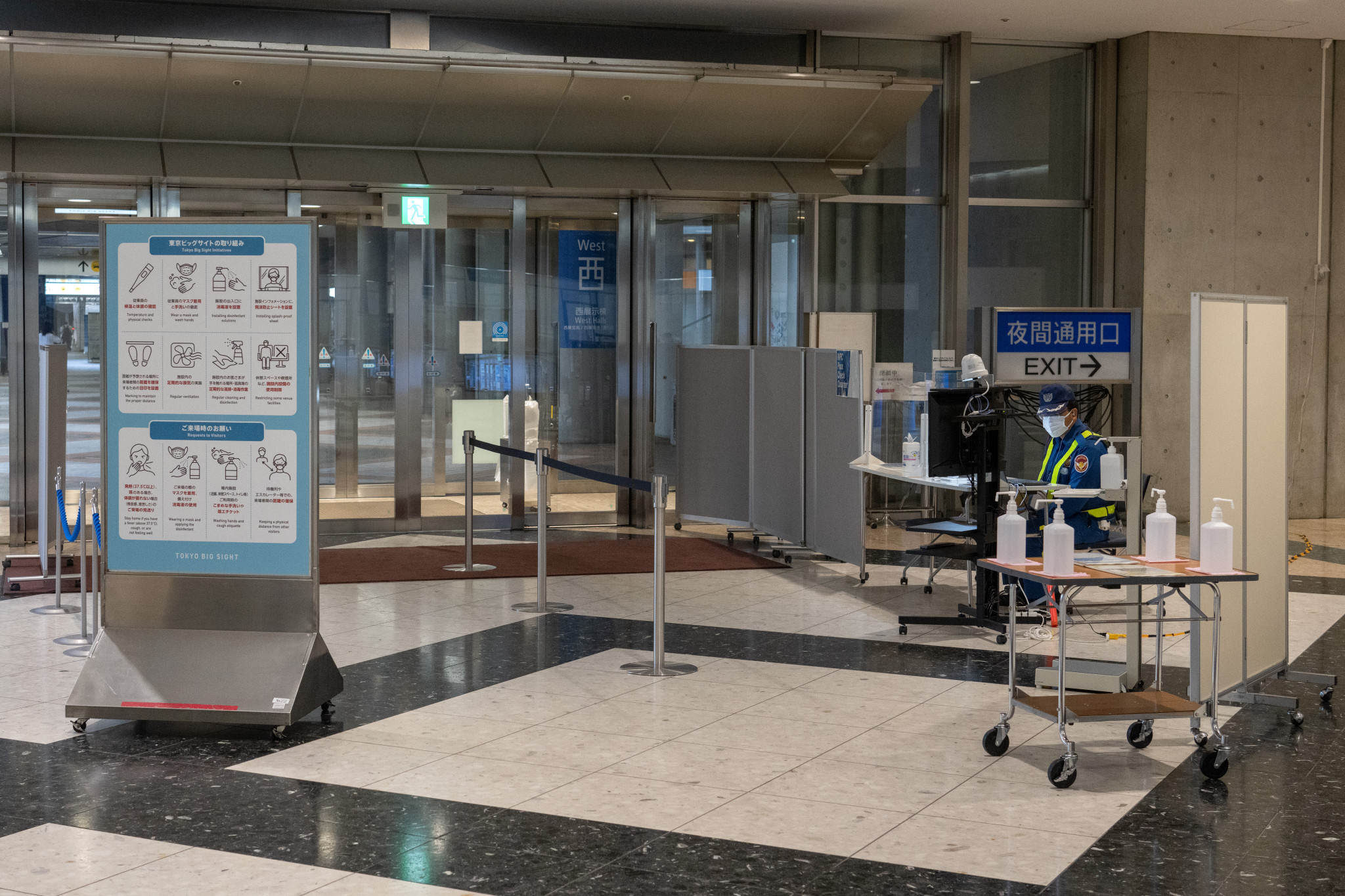 No COVID-19 cases among 500 Games participants who arrived in Tokyo on day playbooks became operational