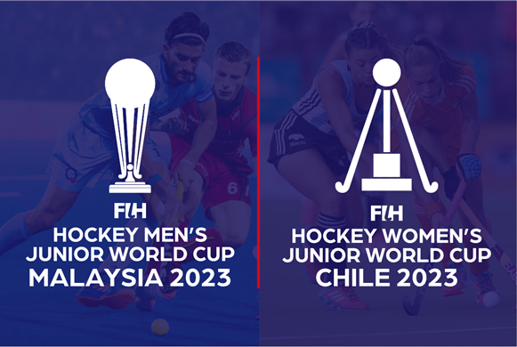 The FIH has confirmed the venues for its Junior World Cups in 2023 ©FIH