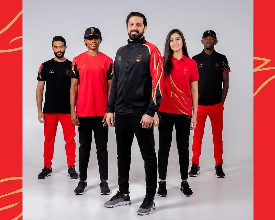 Bahrain NOC unveils uniform for Tokyo 2020 Olympics