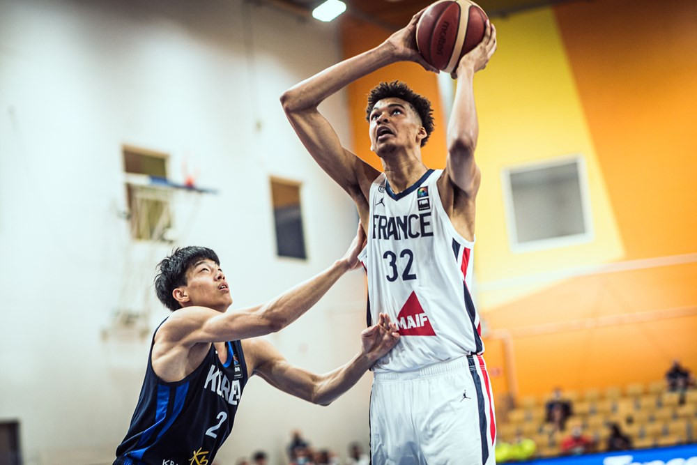 Holders US start with win at Under-19 Basketball World Cup