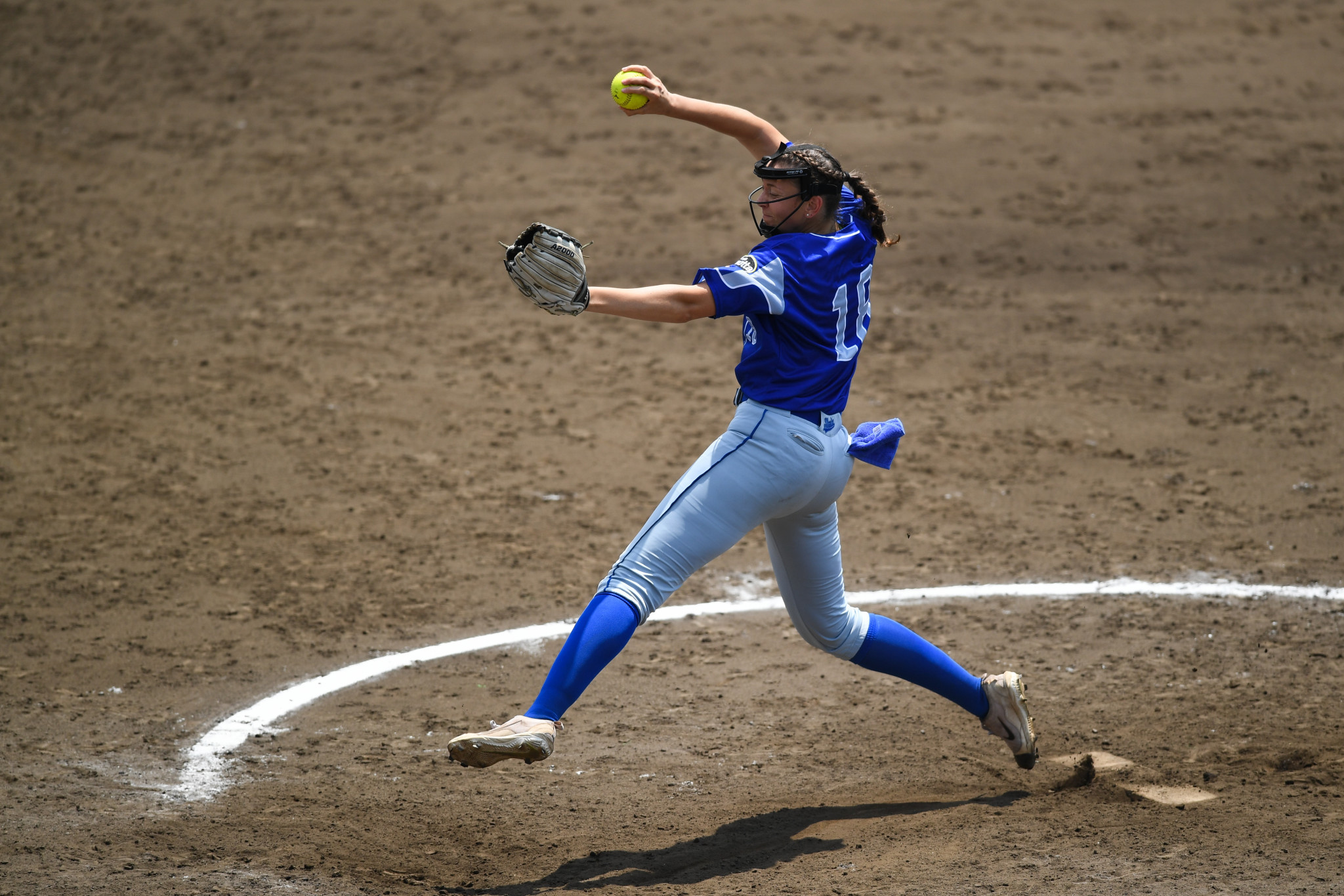 Hosts Italy secure record 12th Women's European Softball Championship crown