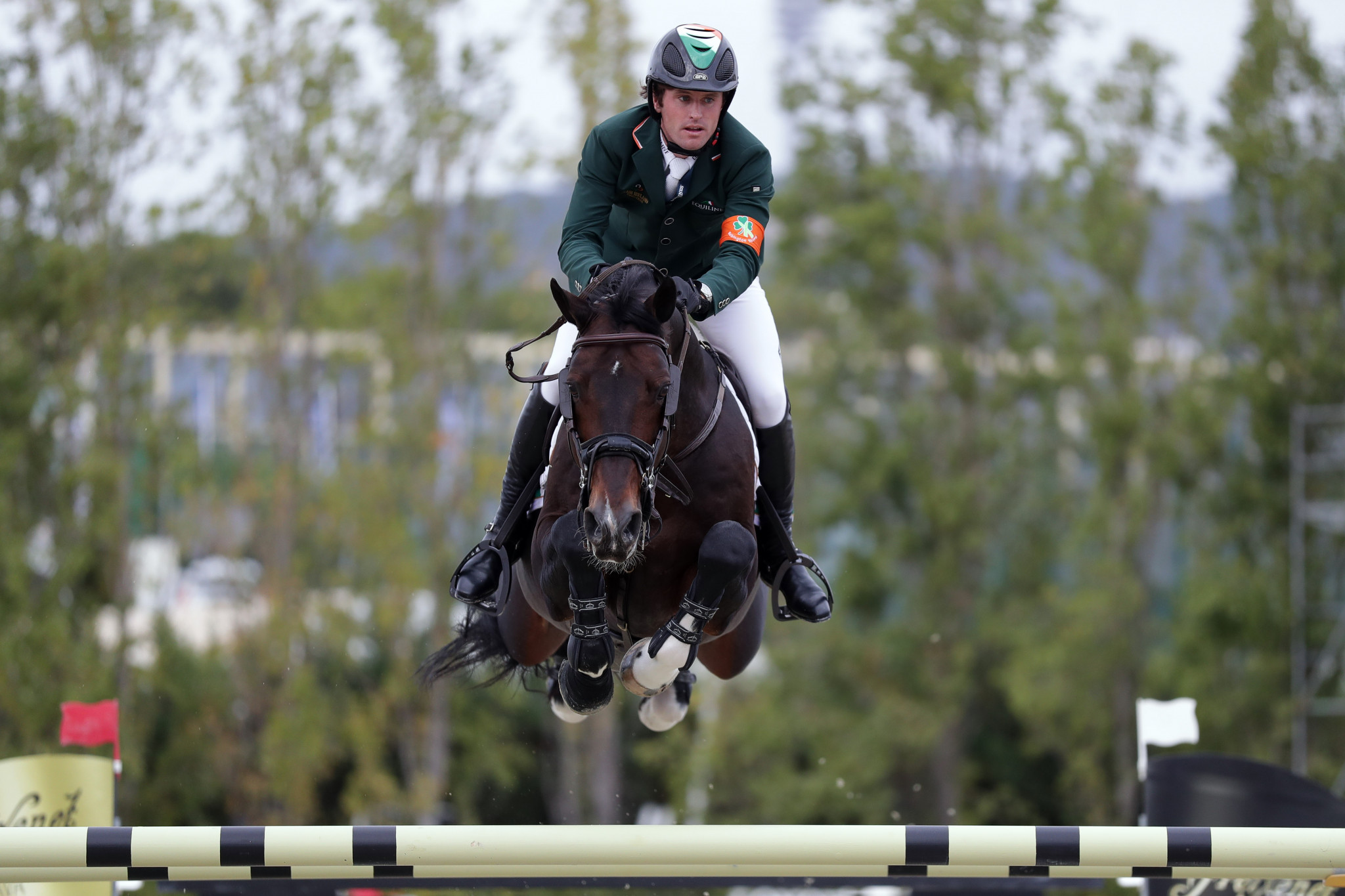 Ireland's Kenny wins GCT and GCL double in Monaco