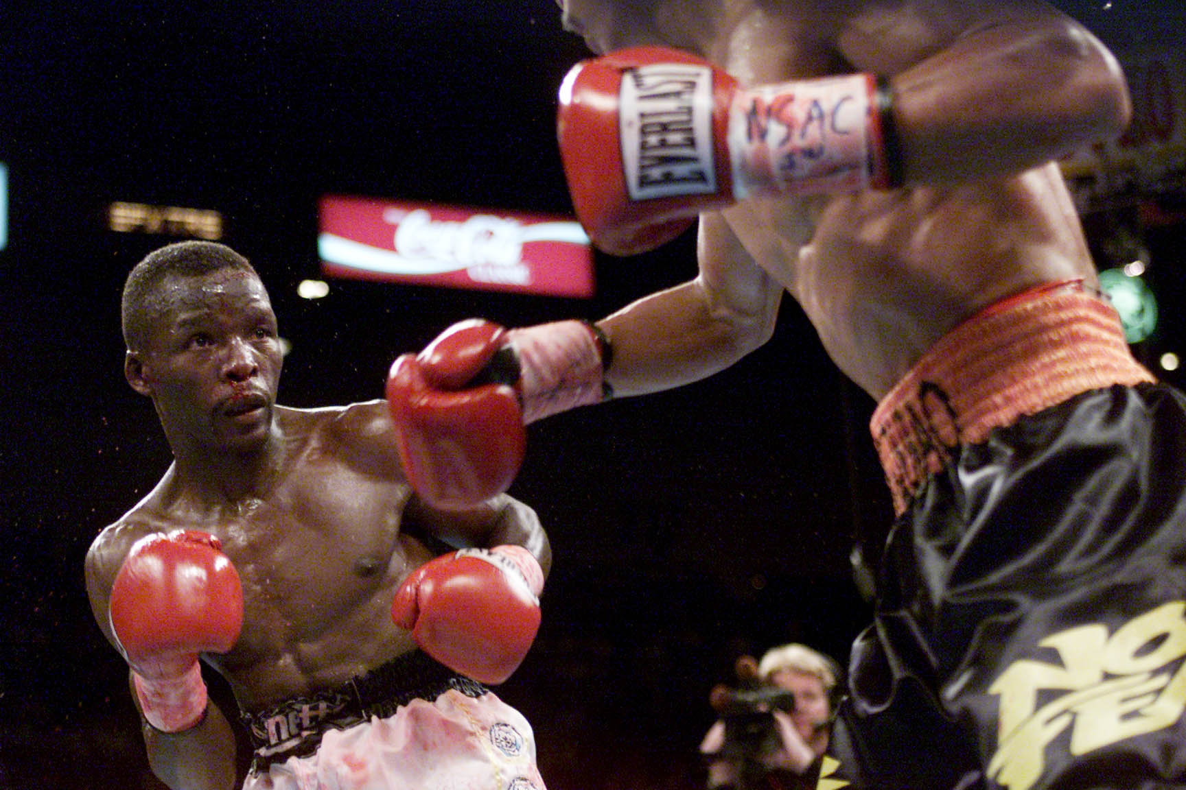 Former boxing world champion Ledwaba dead at 49 from COVID-19