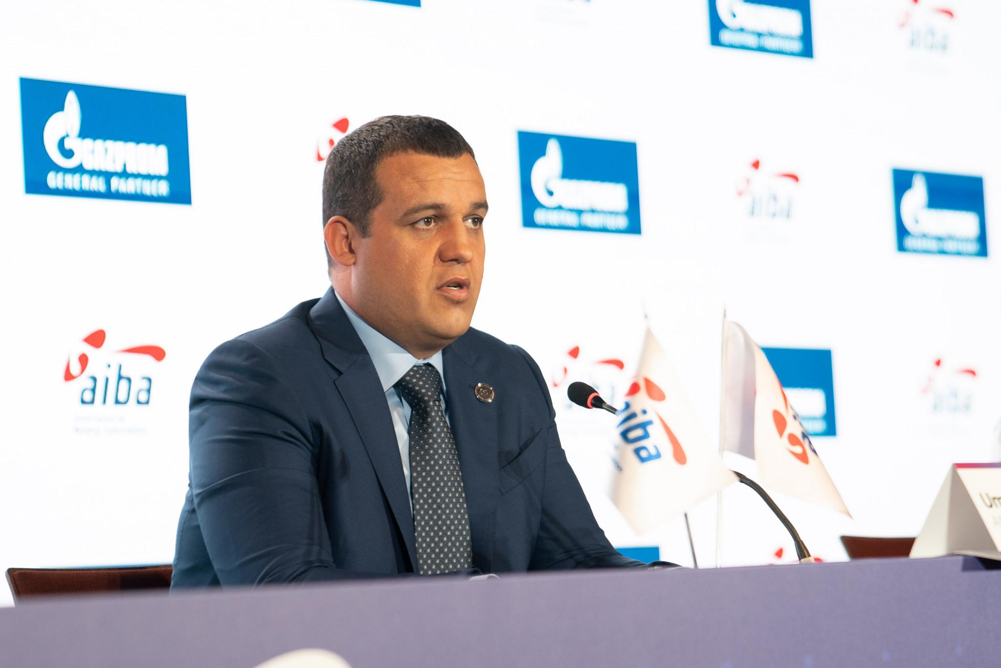 Umar Kremlev has been AIBA President for six months ©AIBA