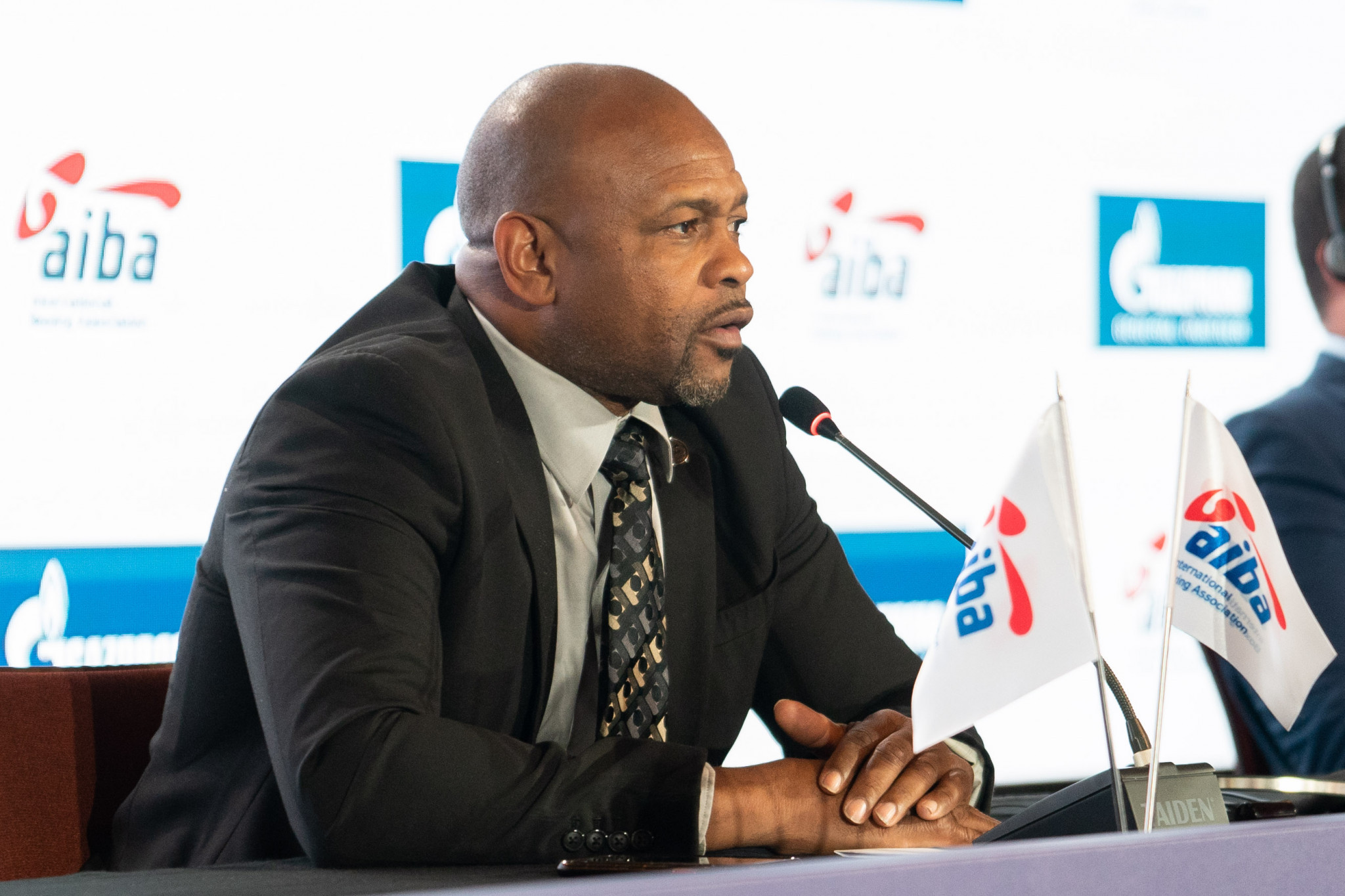 Roy Jones Jr is among those to have backed AIBA's reform process ©AIBA