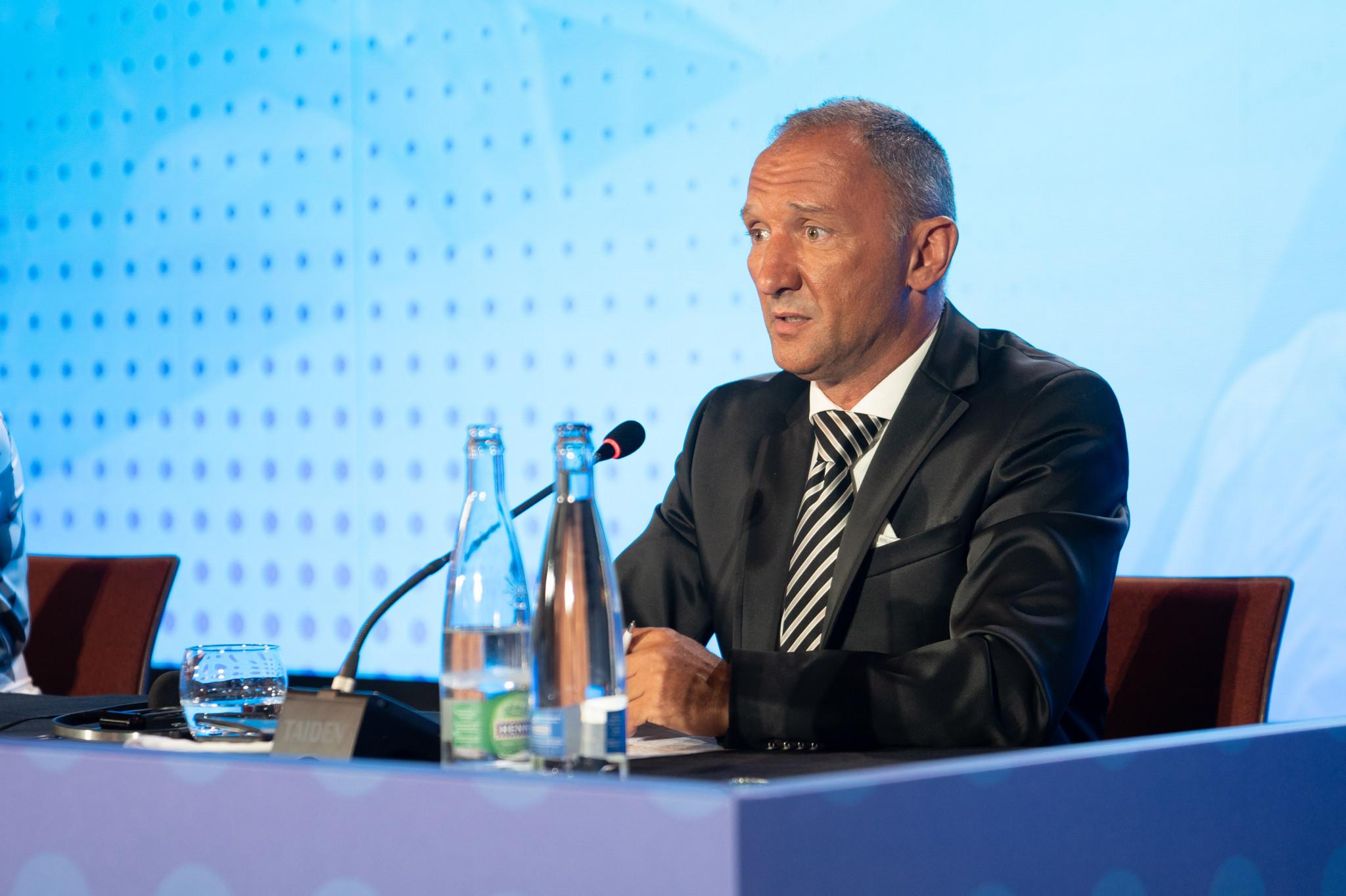 AIBA secretary general István Kovács claimed the organisation had already taken important steps in its reform process ©AIBA