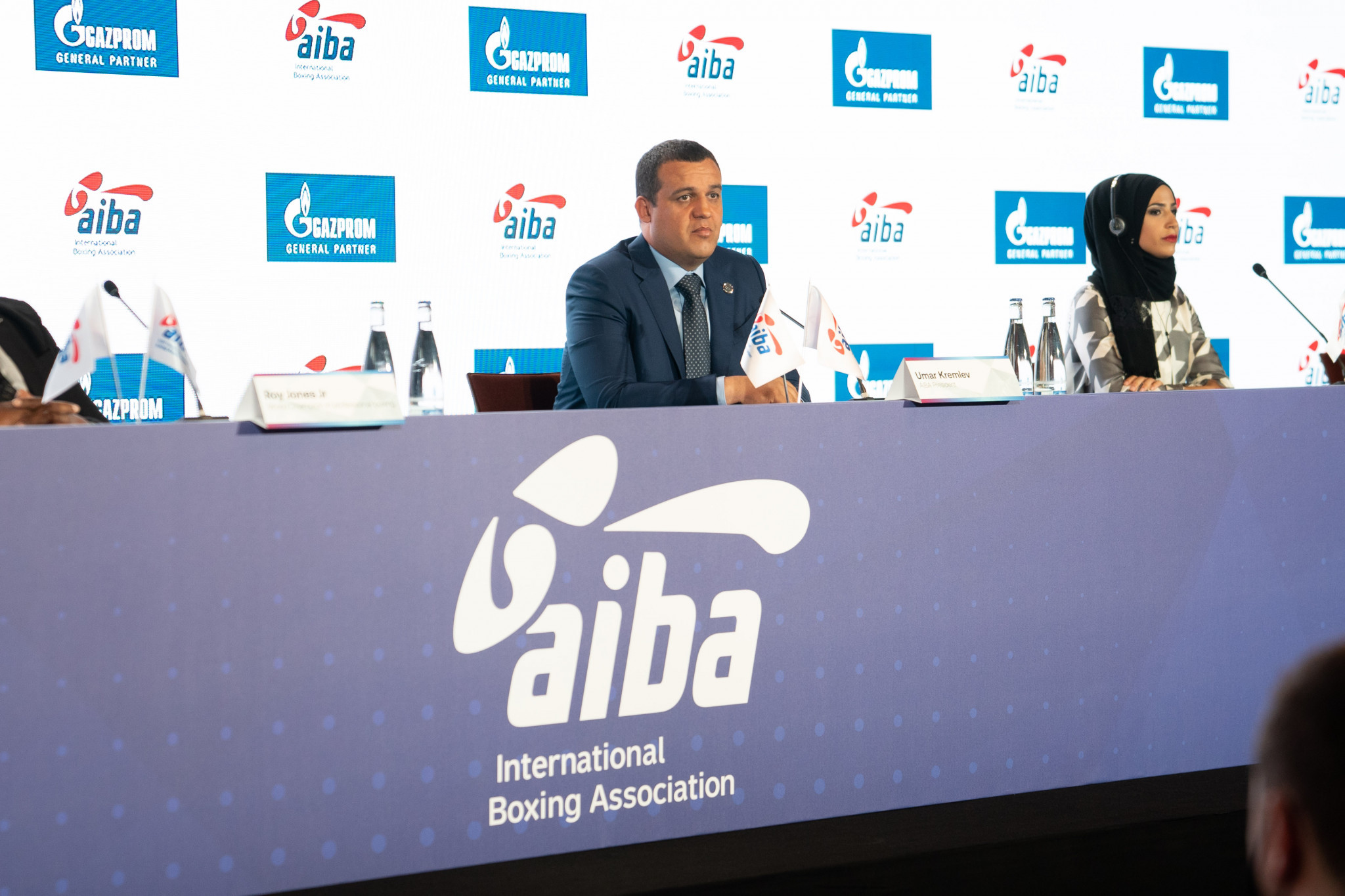 Umar Kremlev has vowed to meet the demands set out by the IOC as AIBA seeks to regain its Olympic status ©AIBA