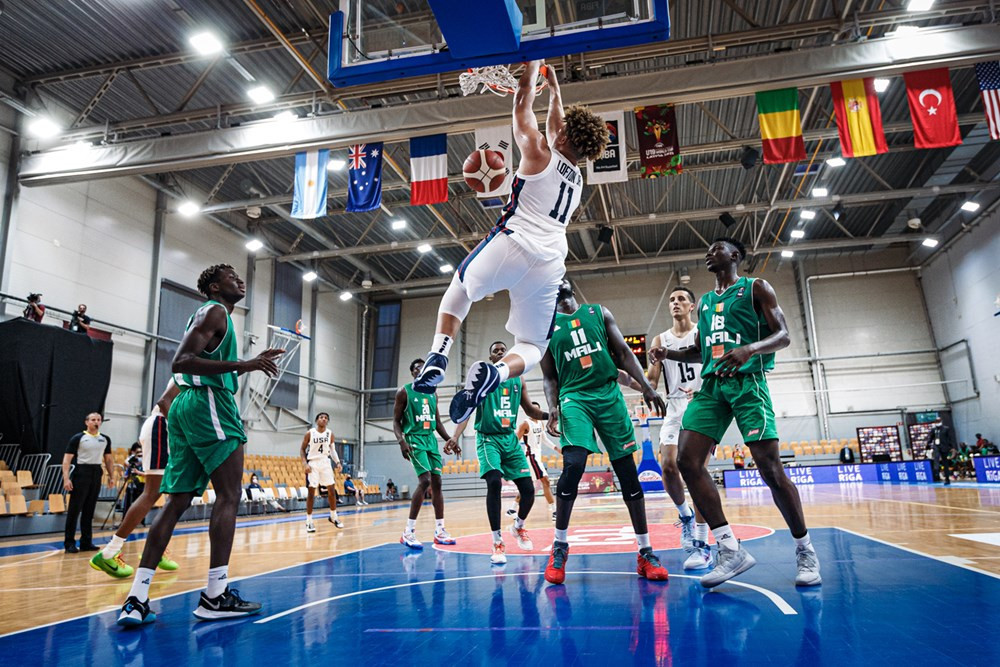 Spain edge France in overtime at Under-19 Basketball World Cup