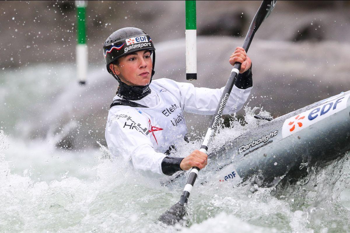 Prospective Olympian Leibfarth among talent set for ICF Under-23 and Junior Canoe Slalom World Championships