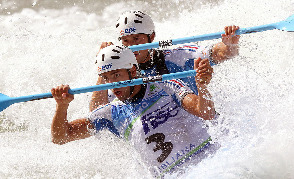 The ICF under-23 and Junior Canoe Slalom World Championships that start in Tacen, Slovenia tomorrow will take place on one of the toughest courses in the world ©Getty Images