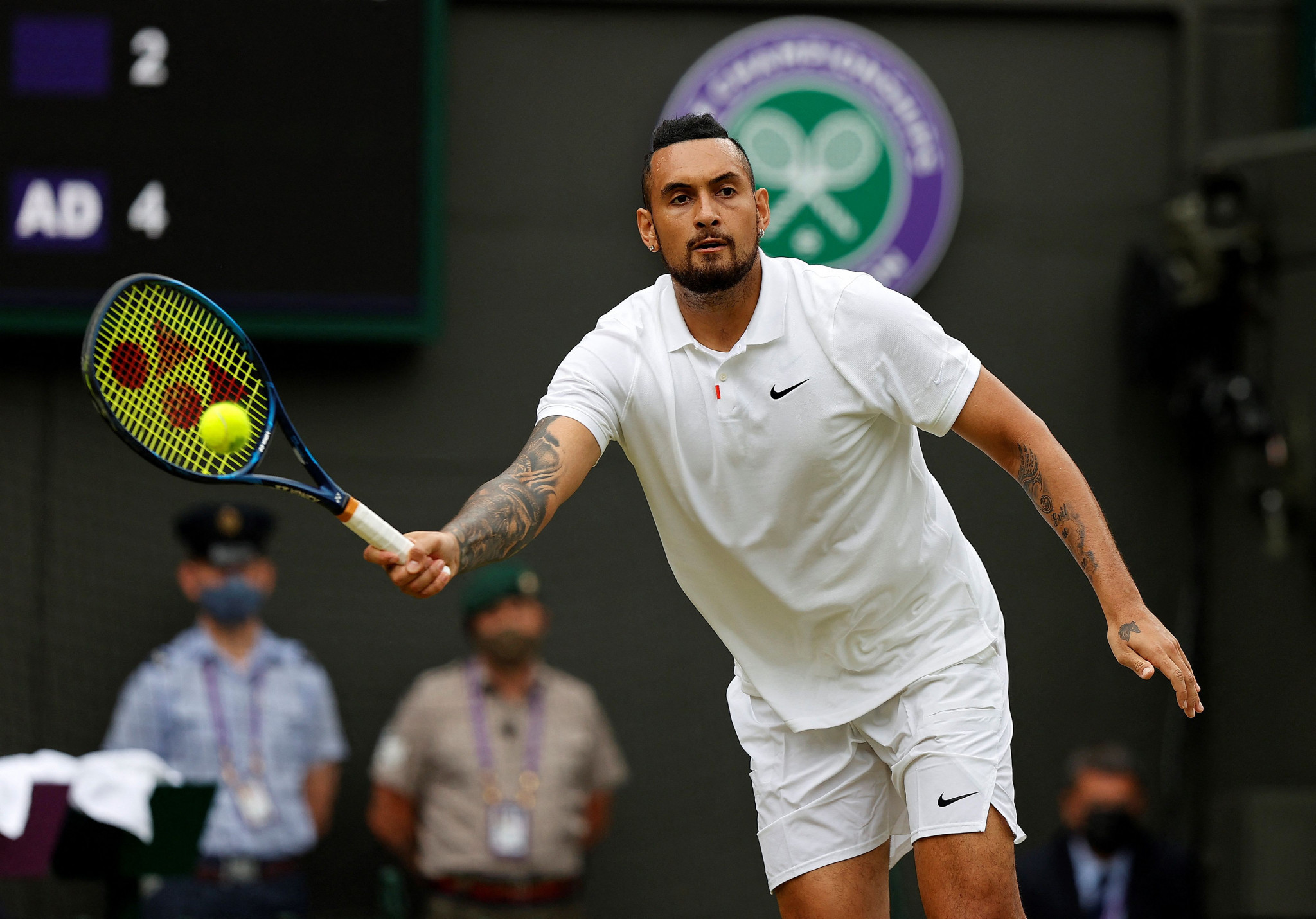 Kyrgios unsure over participation at Tokyo 2020 Olympics