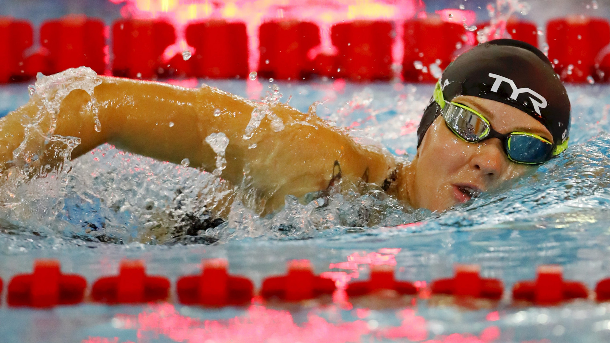Volha Silkina added a European relay gold medal to the world one won last month ©Getty Images