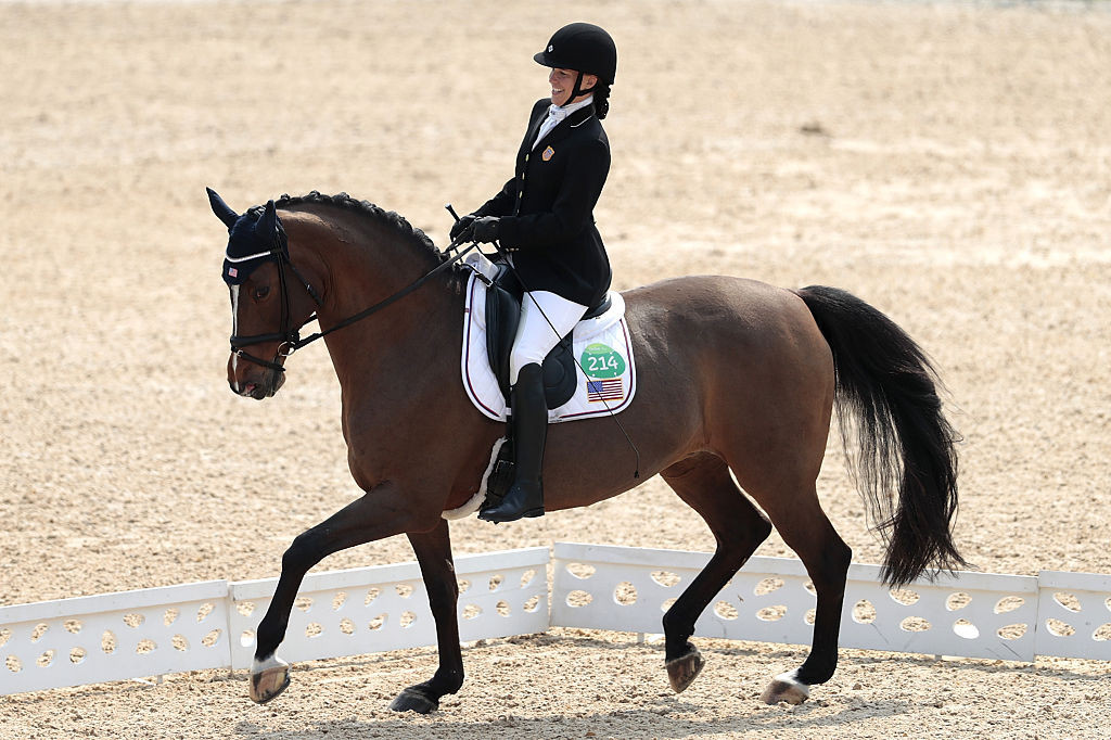 Four athlete-and-horse combinations named for US Para dressage team in Tokyo