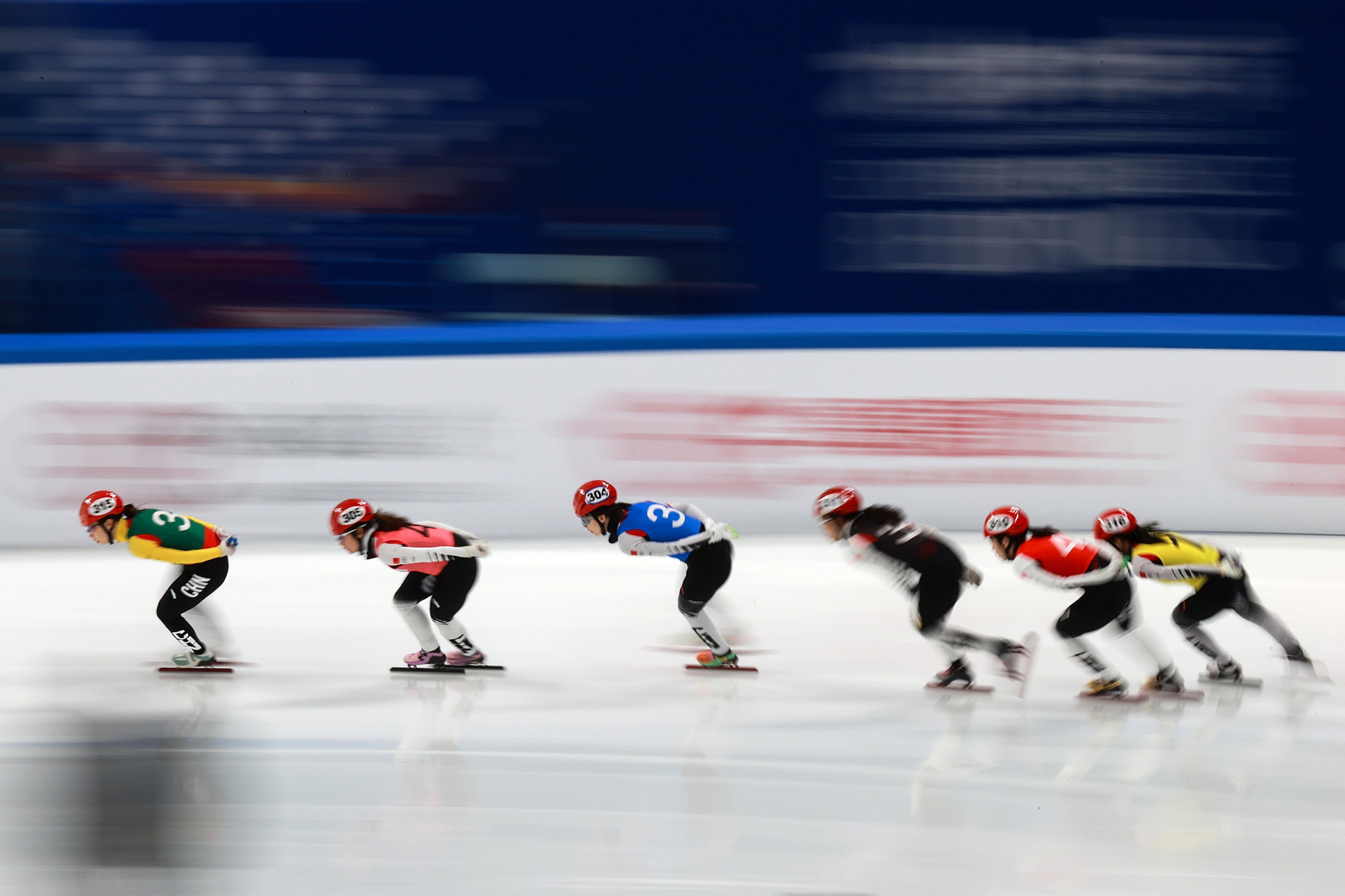 The ISU approved amendments across short track and speed skating disciplines ©Getty Images