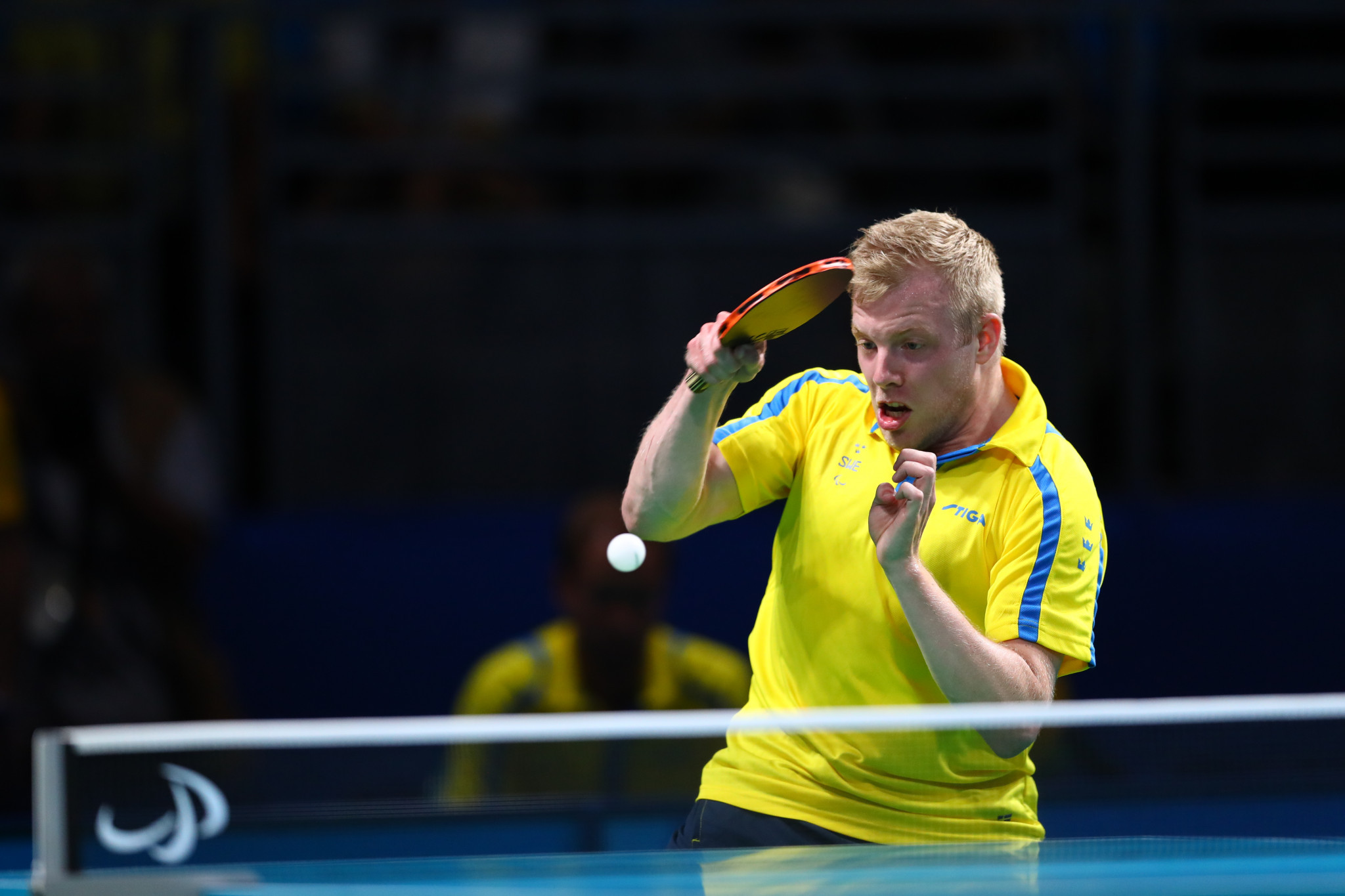 Sweden's Paralympic team halved from Rio 2016 but strong on experience