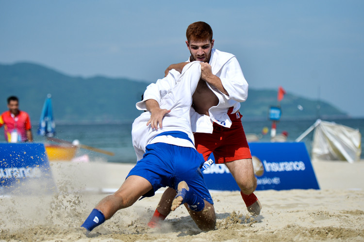 Schedule confirmed for inaugural World Beach Sambo Championships