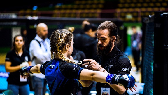 This year's Youth MMA World Championships will be streamed lived by the IMMAF ©IMMAF