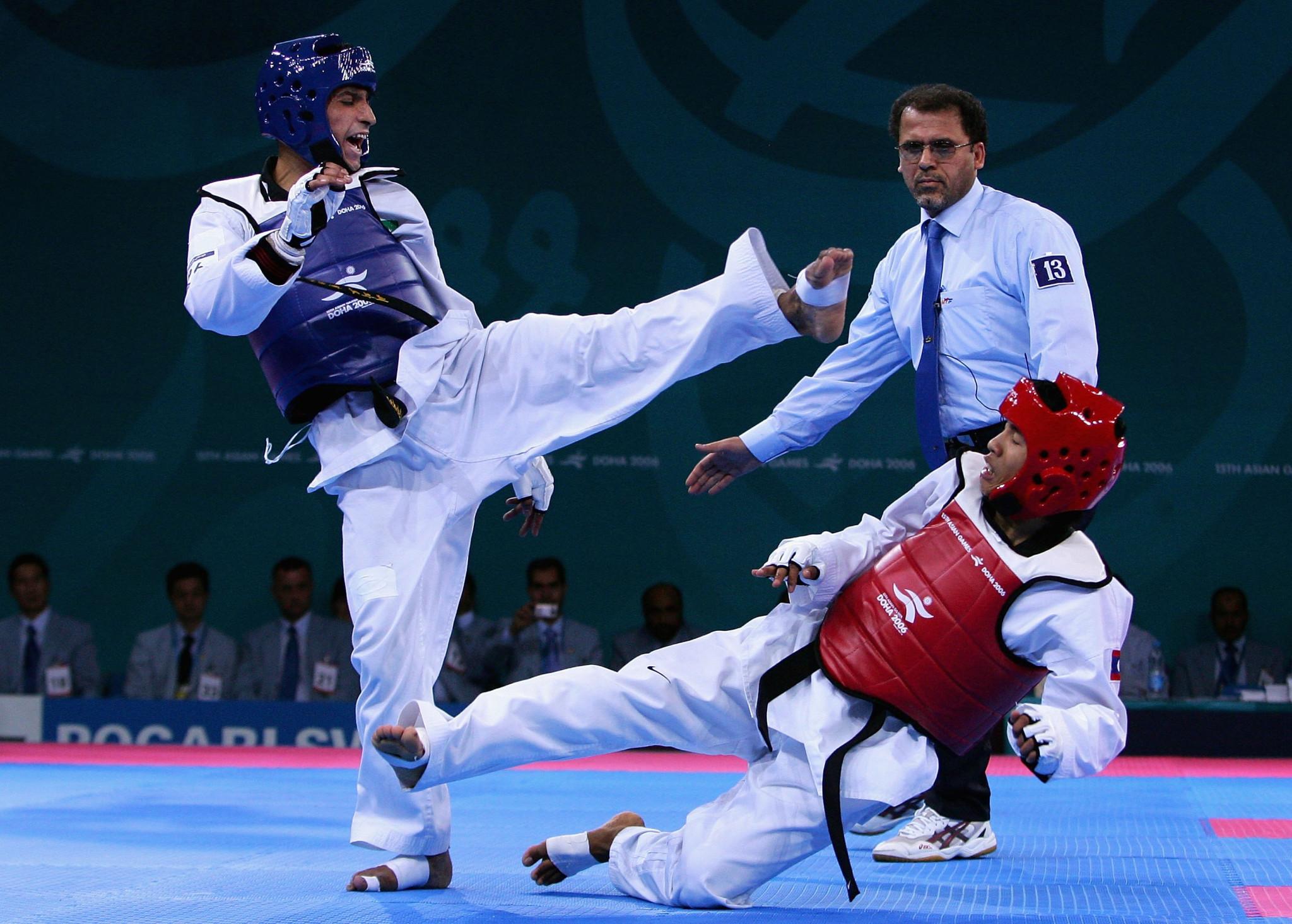 World Taekwondo Asia President invited to rearranged Pakistan Open