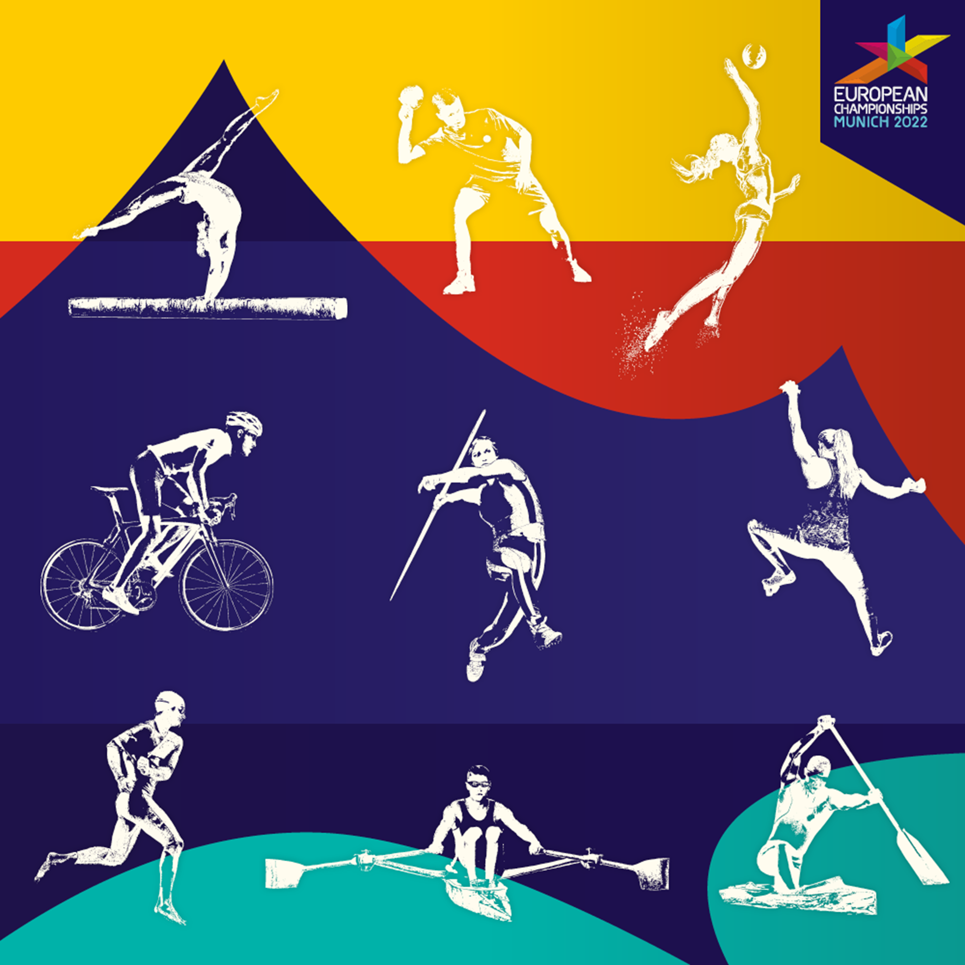 Sports programme released for Munich 2022 European Championships