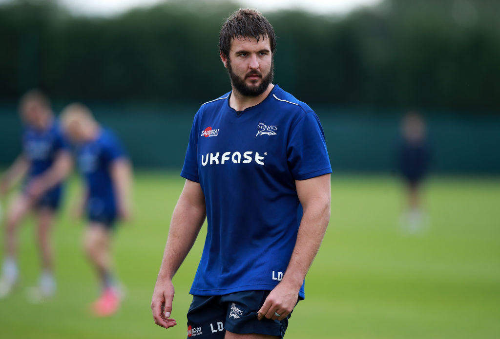 Second day of Springbok rugby training suspended after de Jager is latest COVID-19 positive