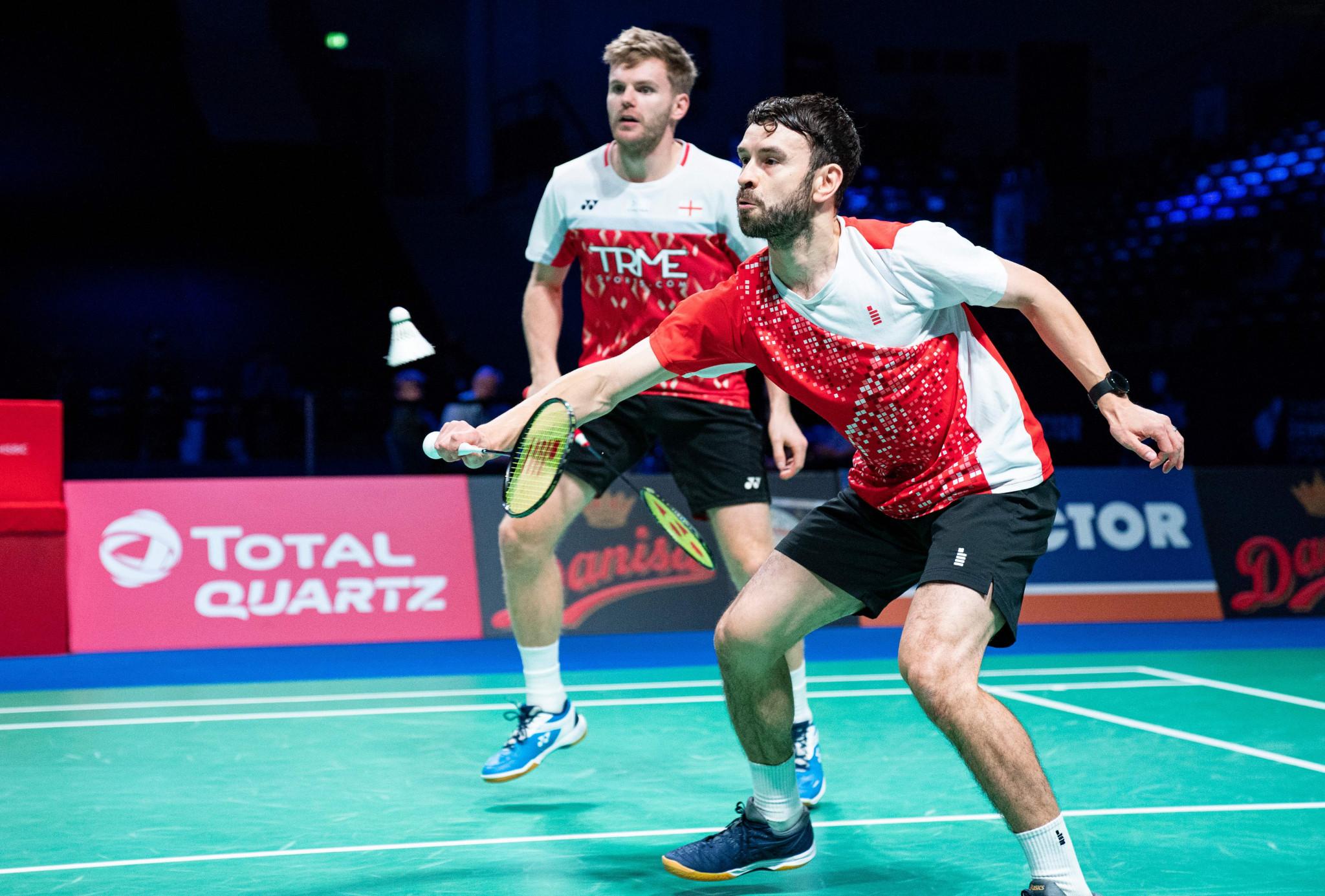 Langridge and Ellis slam Badminton England after Tokyo 2020 doubles omission