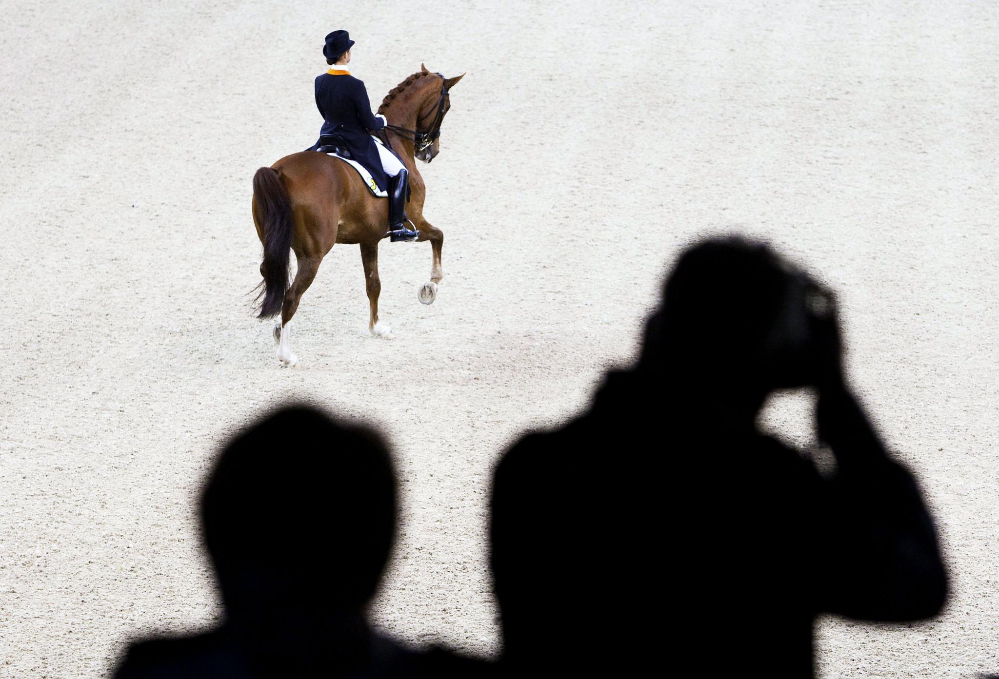 Dutch dressage rider's Tokyo 2020 hopes dashed by administrative error