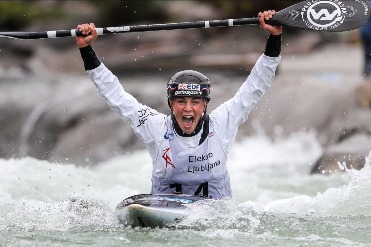 Czech Republic bag four junior and under-23 world canoe slalom titles