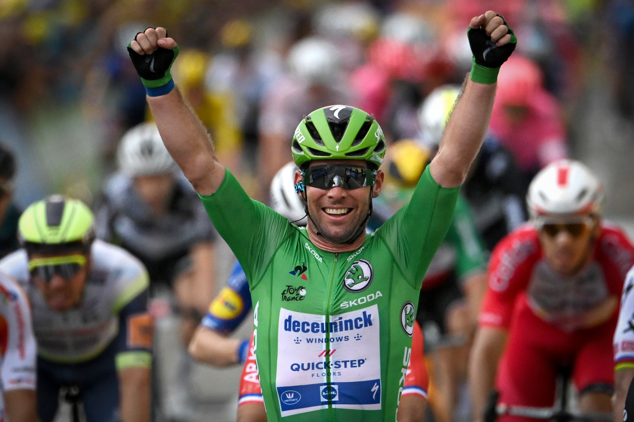 Cavendish nears Merckx's all-time Tour de France record after claiming 33rd win