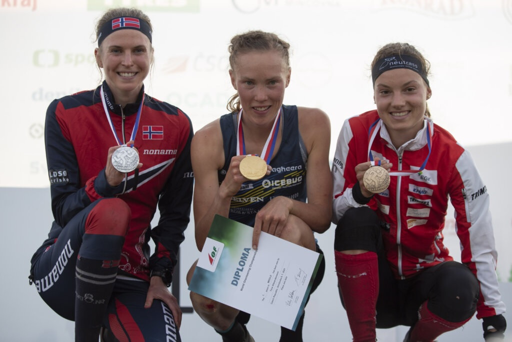 Alexandersson claims third gold medal at World Orienteering Championships